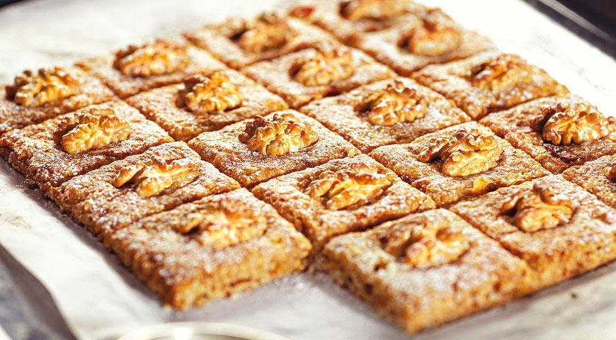 5 найкращих рецептів приготування горіхового печива | Затишок